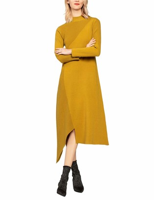 APART Fashion Women's Knitted Dress Casual