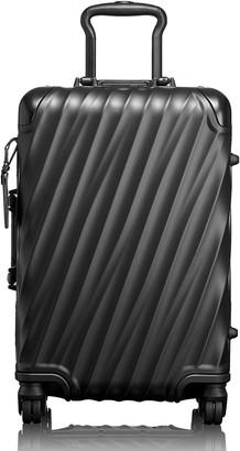 Tumi International Carry-On Luggage, Black