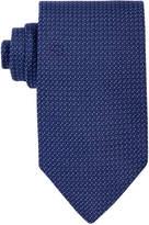 HUGO BOSS Men's Micro Dot Neat Skinny Tie
