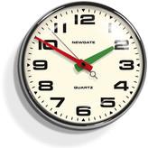 Brixton Newgate Clocks Clock - Chrome