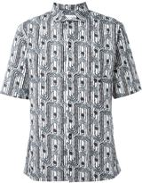 Lemaire printed shortsleeved shirt