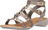 The Flexx Women's Glad I Came Gladiator Sandal