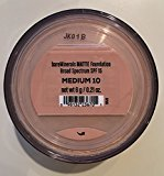 Bare Escentuals bareMinerals MATTE SPF 15 Foundation, Medium, 0.21 Ounce