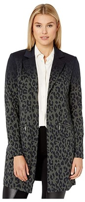 Tribal Notch Collar Jacket with Zippers