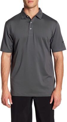 Callaway Golf Fine Line Stripe Polo