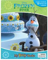 Disney Disney's Frozen Olaf Busy Book