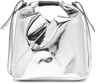 MM6 MAISON MARGIELA Metallic shoulder bag