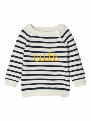 Name It Girl's Nbmdismo Ls Knit Sweater
