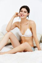 Urban Outfitters Heidi Lace Triangle Bra