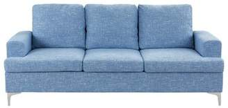 Thilebrook Sofa Wrought Studio Upholstery Color: Light Blue