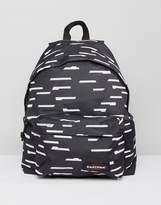 Eastpak Padded Pak'R Backpack with Dash Alert Print 24L