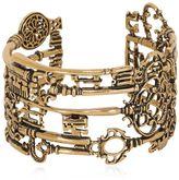 Alcozer & J Barbablù Key Cuff Bracelet