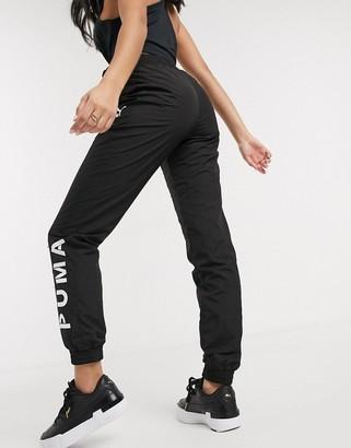 Puma XTG joggers in black