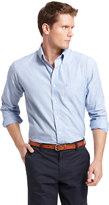 Izod Big & Tall Seaside Twill Button-Down Shirt
