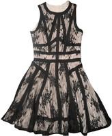 Karen Millen Black Lace Dress for Women