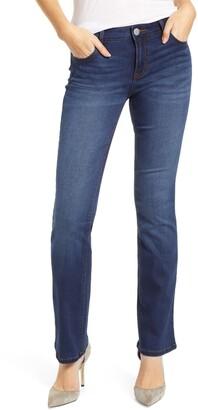 Prosperity Denim Clean Flare Jeans