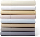 """Hudson Park 600TC Solid"""" Twin XL Fitted Sheet"""