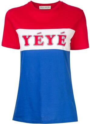 Être Cécile Yeye Girls T-shirt
