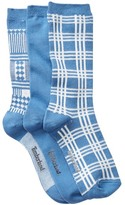 Timberland Assorted Crew Socks - Pack of 3