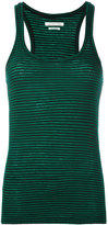 Etoile Isabel Marant striped vest top - women - Cotton/Linen/Flax - XS