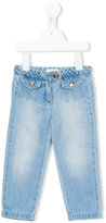 Chloé Kids regular jeans