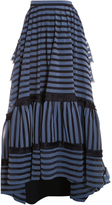 Erdem Striped Skirt