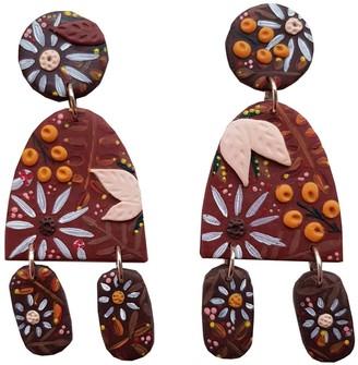 Emily Laura Designs Autumn Tassel Earrings