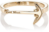 Miansai WOMEN'S ANCHORED CUFF BANGLE