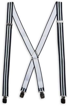 Topman Striped Suspenders