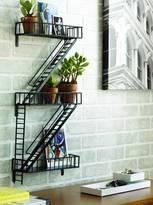 Design Ideas FireEscape Shelf