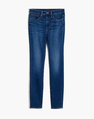 Madewell Tall Curvy Roadtripper Jeans in Orson Wash