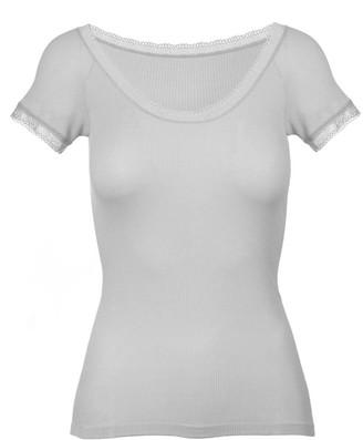 Black Label Olive Short Sleeve Top