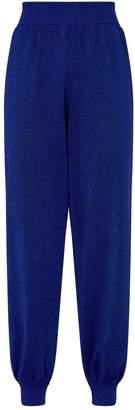 Gucci Metallic Stripe Sweatpants