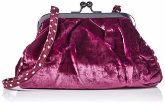 Joe Browns Women's Silk Velvet Vintage Style Bag Shoe