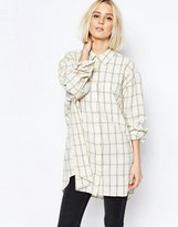 Weekday Karla Check Shirt