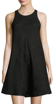 James Perse Wide Cuff Keyhole Jumpsuit