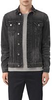 Allsaints Allsaints Tocander Denim Jacket, Washed Black