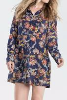Miss Me Floral Frenzy Dress