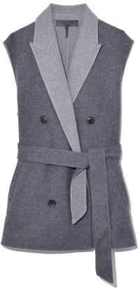 Rag & Bone Pearson Vest in Grey