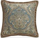 "Croscill Cadeau 18"" Square Decorative Pillow"