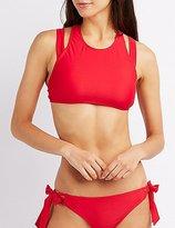 Charlotte Russe Side-Tie Bikini Bottoms