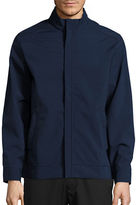 Tommy Bahama Mockneck Zip-Front Jacket
