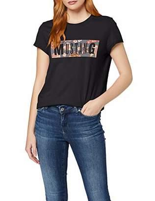 Mustang Women's Alina C Embro T-Shirt,18 (Size:L)