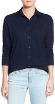 AG Jeans &Indigo Capsule Collection - Sphere& Knit Top