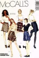 Mccall's OOP Pattern 7708. Misses szs 8,10,12 A++ Skirts. Outstanding!