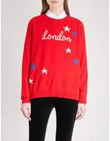 Chinti and Parker London Star cashmere jumper
