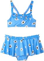 Kate Spade Daisy Two Piece (Toddler/Kid) - Daisy Dot - 6
