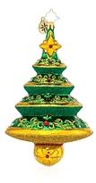 Christopher Radko Spruce Sparkler Ornament