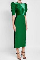 Elie Saab Dress with Velvet