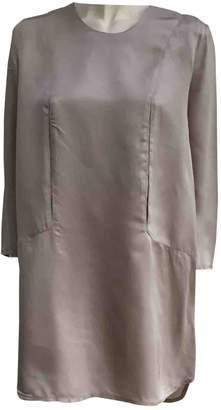 Carin Wester Beige Dress for Women